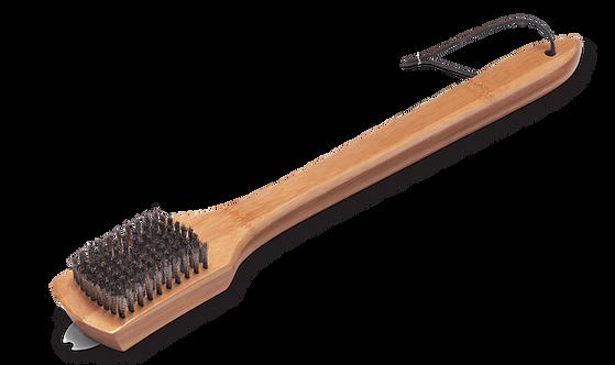 "18"" Bamboo Grill Brush"