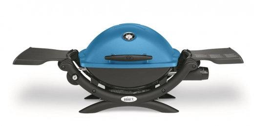 Weber Q 1200 Blue (Propane)
