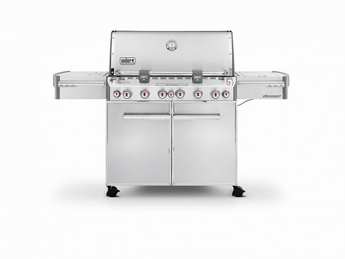 Weber SUMMIT S-670 (Natural Gas)
