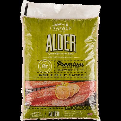 ALDER BBQ HARDWOOD PELLETS 20LBS