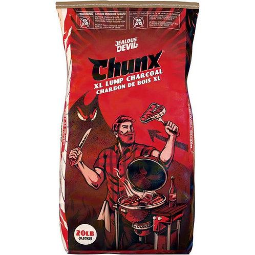 JEALOUS DEVIL Chunx XL Lump Charcoal - 9.07 kg