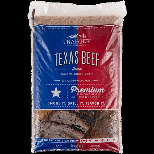 TEXAS BBQ HARDWOOD PELLETS 20LBS