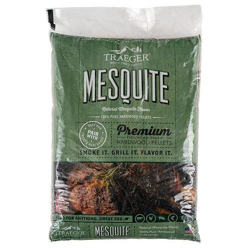 MESQUITE BBQ HARDWOOD PELLETS 20LBS