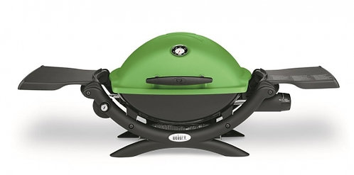Weber Q 1200 Green (Propane)