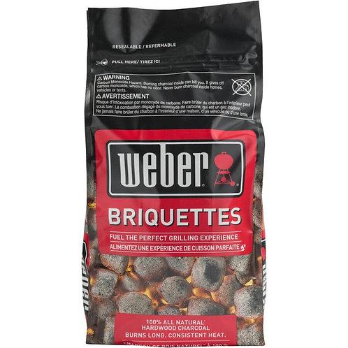 Weber Briquettes 20LBs
