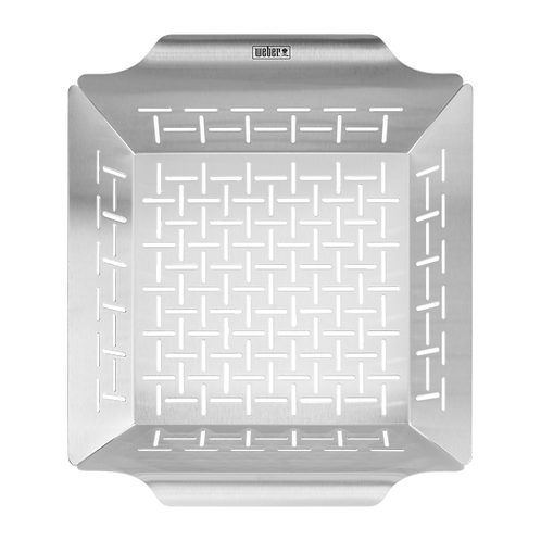 Deluxe Grilling Basket 6434