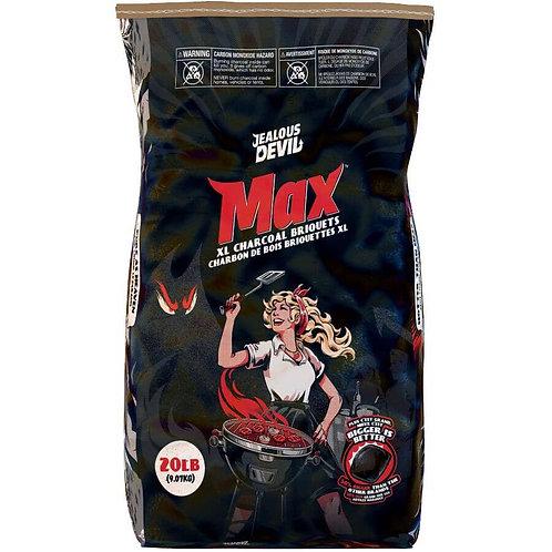 JEALOUS DEVIL Max XL Charcoal Briquets - 9.07 kg