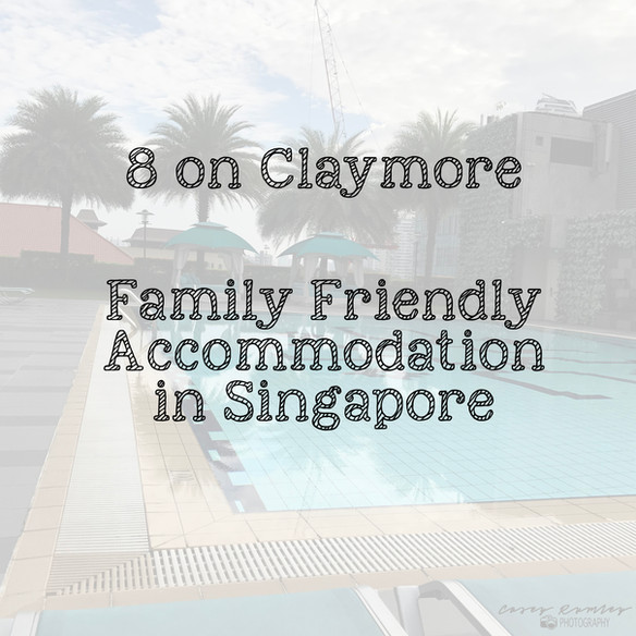 8 on Claymore | Travelling Accommodation Review
