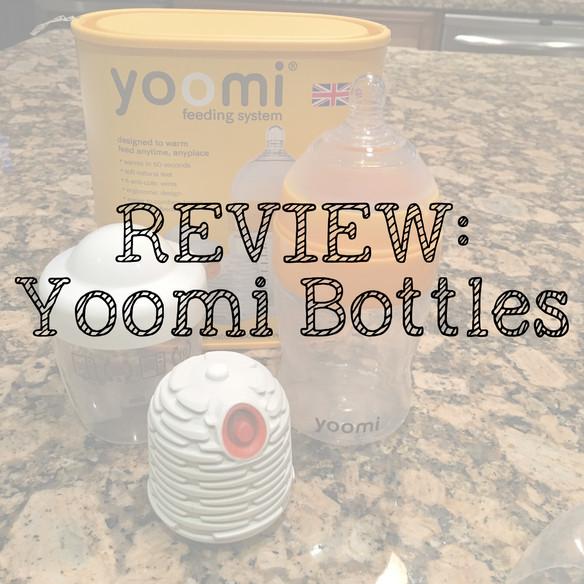 Yoomi self-warming bottles - Baby bottle Review