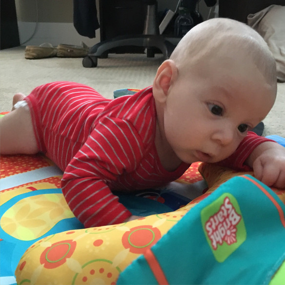 Baby Activities - What to do with a baby