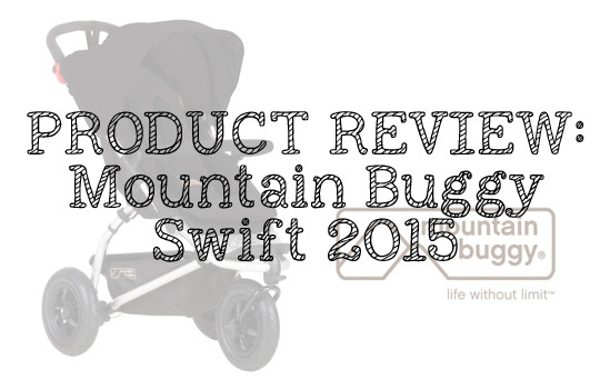 Mountain Buggy Swift - Stroller Review
