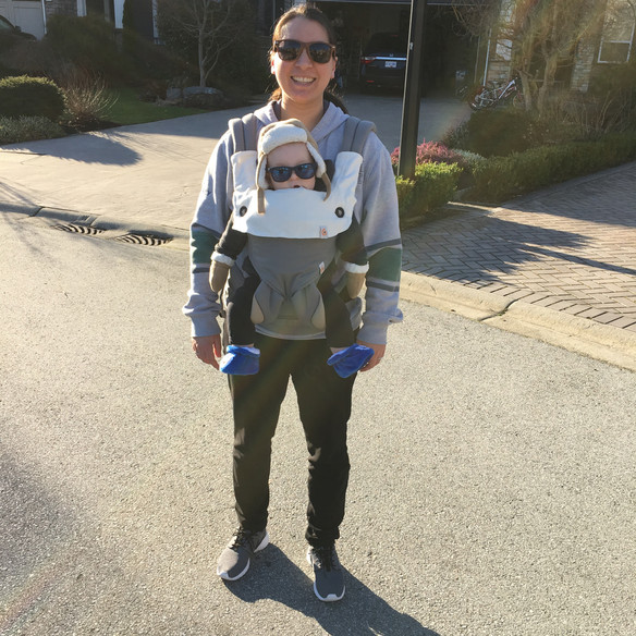 Ergobaby 360 - Baby Carrier Review
