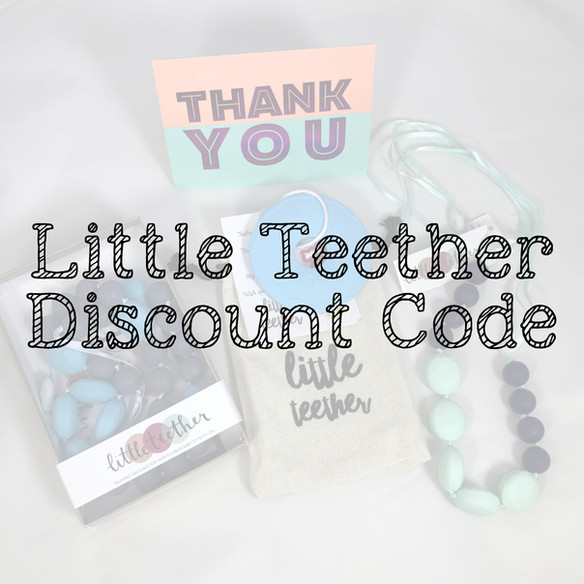 Little Teether - Discount Code