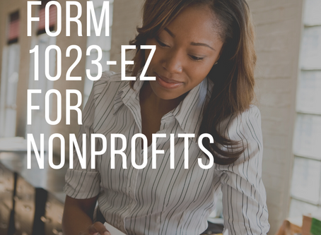 The Truth About Form 1023-EZ