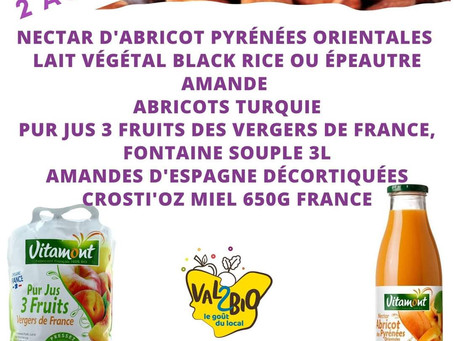 Promo sur les produits pour les pour les écoles