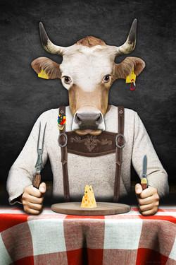 Monsieur la Vache