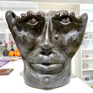 face sculpture by Michala Brincker_edite