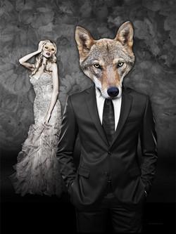 Mr Fox artwork