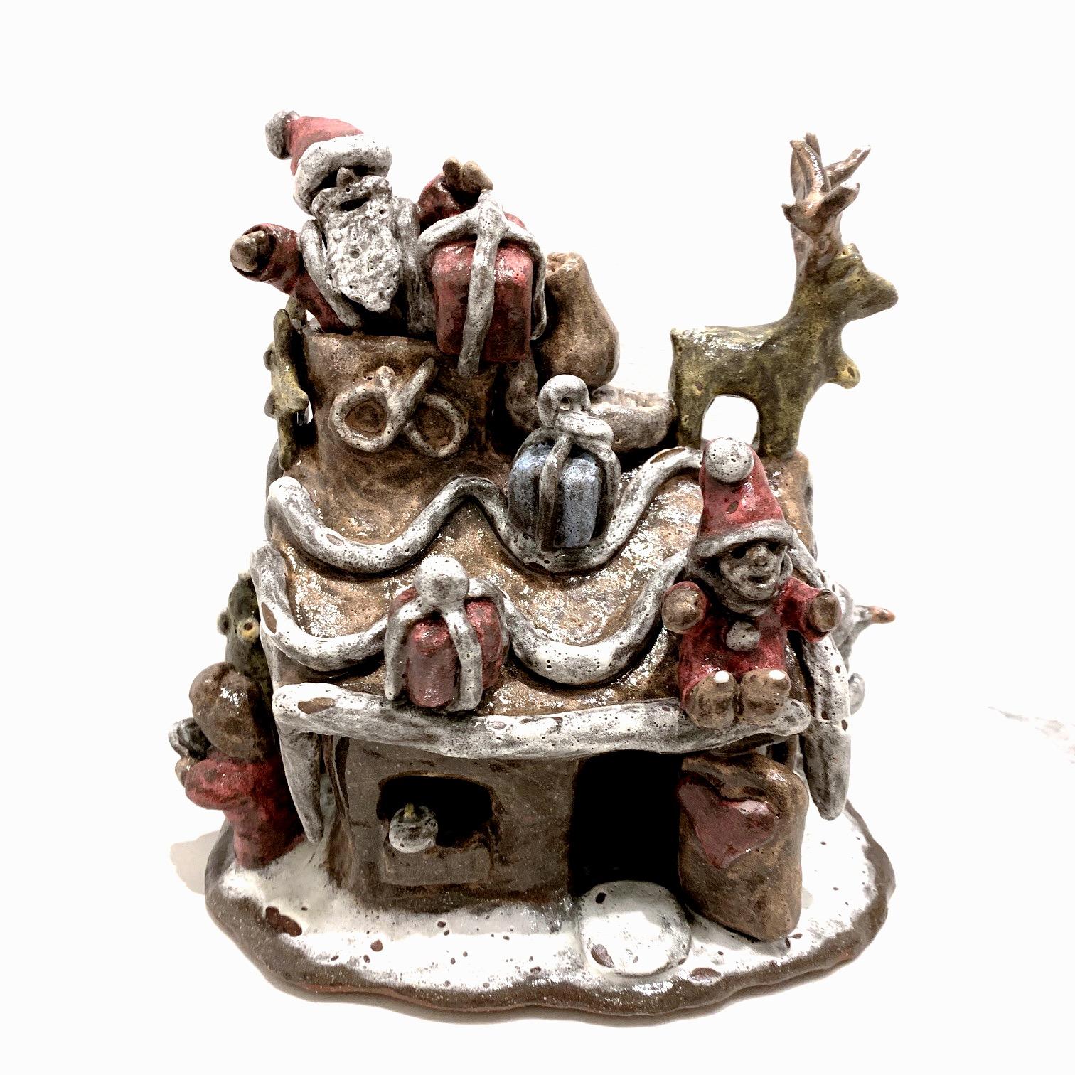 Christmas house - SOLD