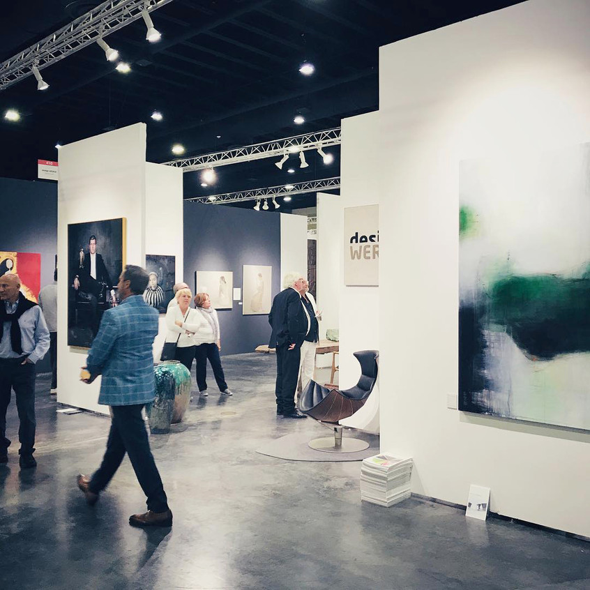 Art Palm Beach 2019 Michala Brincker
