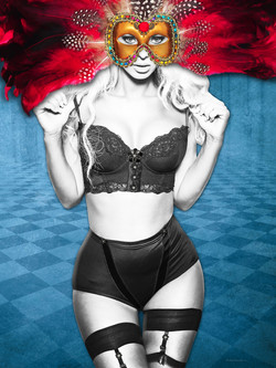 The Masquerade Lady