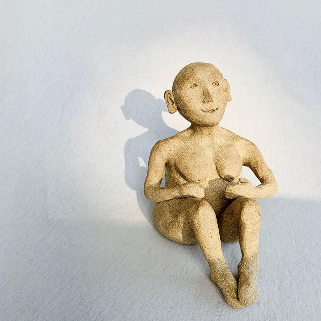 Sculpture by Michala Brincker