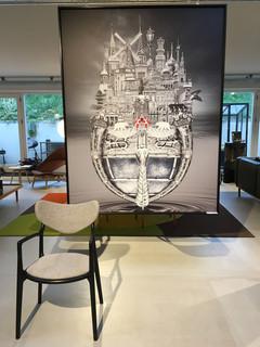 Copenhagen artwork at Design Werck