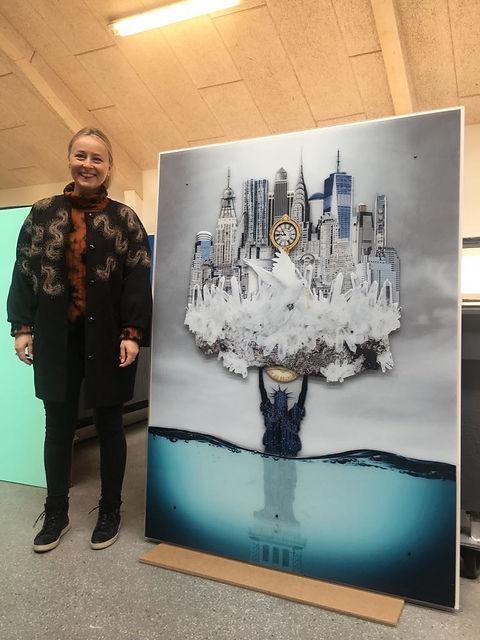 Michala Brincker New York art