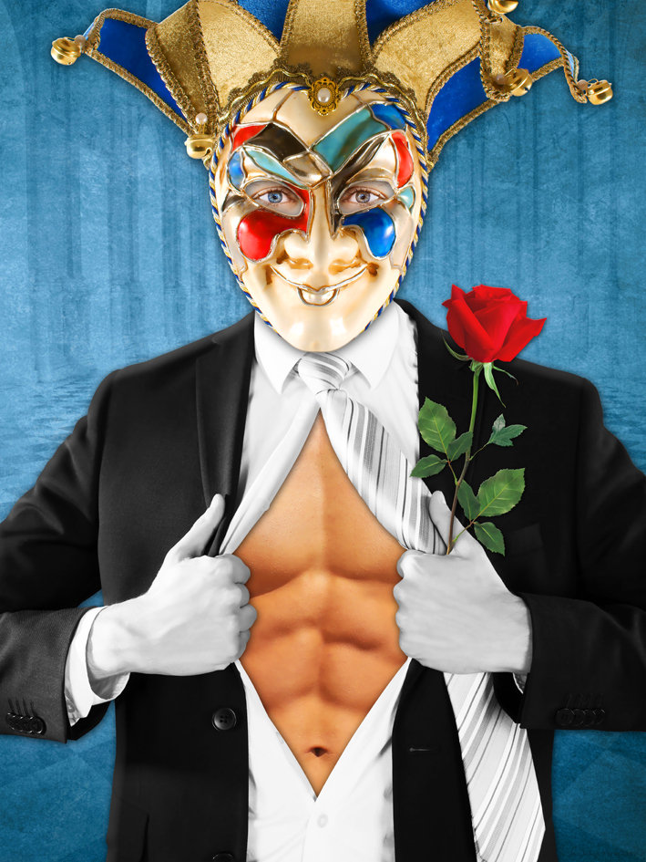 The_Mask_Masquerade_art_Michala_Brincker