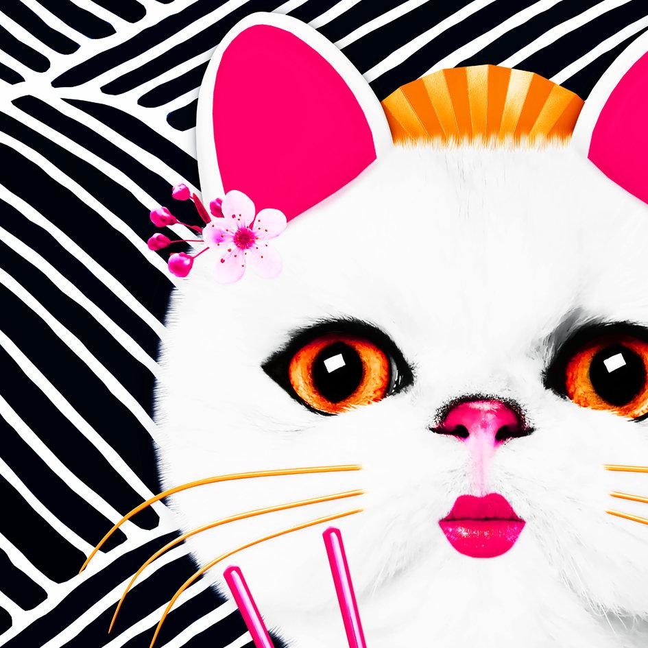 Cat_art_LUCKY_MANEKI_NEKO_art_2.jpg