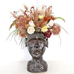 The head bust