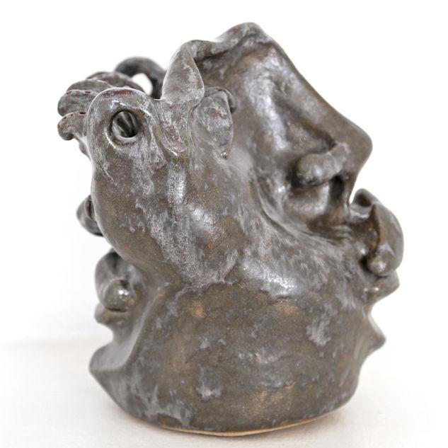 face vase artwork