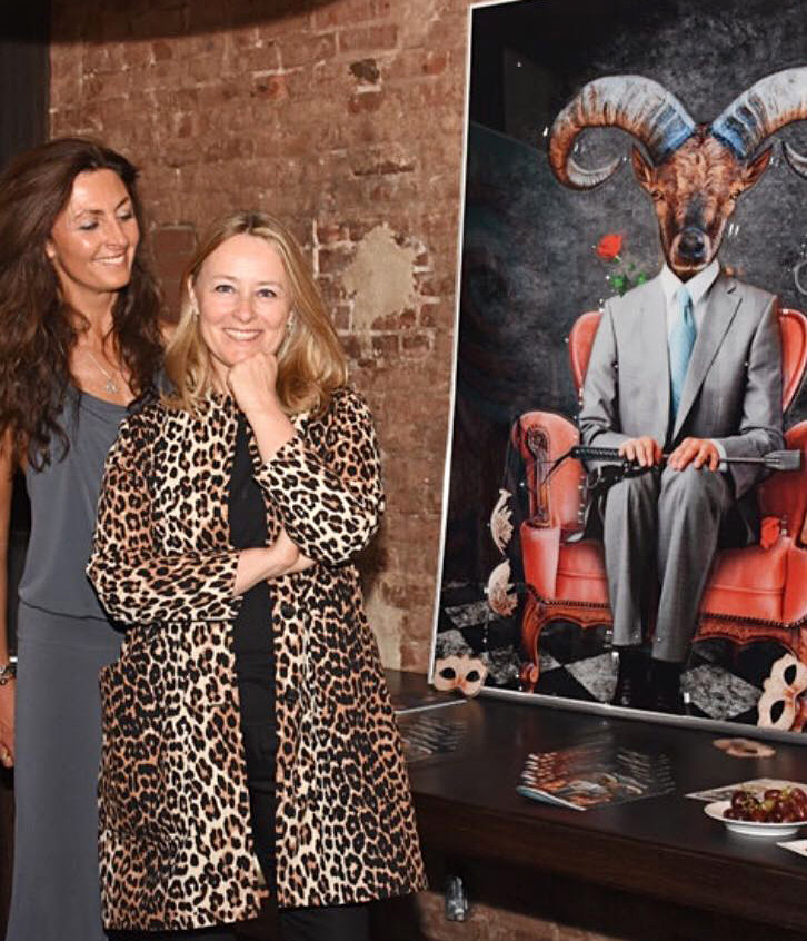 Art event Shamballa Jewels New York