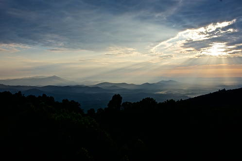 Roaring Gap Sunrise 2