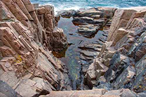 Acadia Rocks