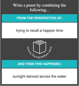 Poético - Inspire Me