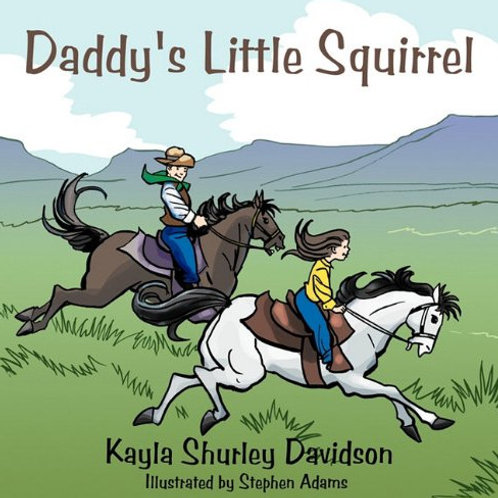 Daddy's Little Squirrel paperback