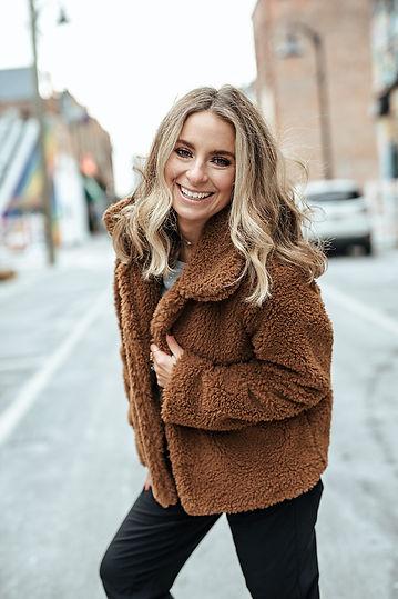 Social Media Manager Kelsey Hogan