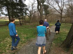 Tour of Bartrams Garden
