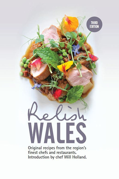 Relish Wales - 3rd Volume