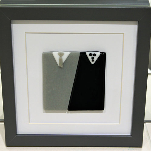 Personalised Wedding Picture - The Grooms