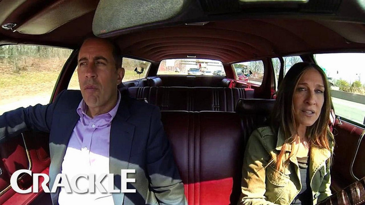 Casting work with Jerry Seignfeld and Comedians in Cars Getting Coffee
