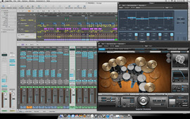 Music Composing and Mixing