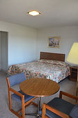 Motel in Mitcehll King  Bed