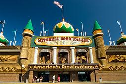 Mitchell SD Corn Palace