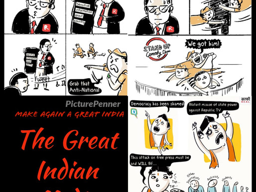 The Great Indian Media