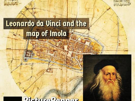 Leonardo da Vinci and the Plan of Imola