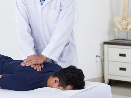 The Benefits of A Chiropractic Adjustment