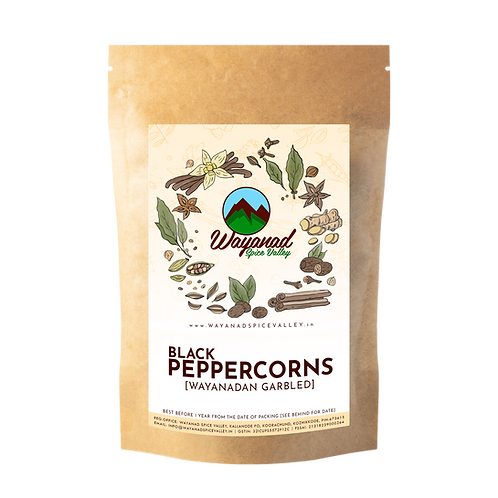 Peppercorns [Garbled]