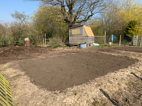 Compost replacement